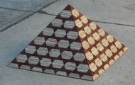 <p><strong>Pyramid with Light Off</strong></p>