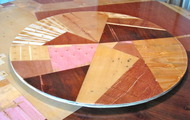 "<p style=""text-align: center;""><strong>COMMISSION: 6' DIAMETER TABLE  (lazy susan)</strong></p>"