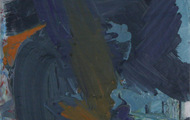 """<p><em>Quotidian 15</em><br />Oil on tracing paper<br />Approx 14"""" x 11""""<br />2012</p>"""