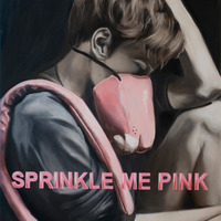 <p>SPRINKLE ME PINK, 2012, oil on canvas, 75 x 60 cm</p>