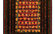 "<p><strong>TEMPLE BLOCKS &nbsp; &nbsp;</strong>1997 &nbsp; 48"" x 24""</p>"