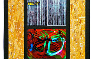"<p><strong>RHYMES WITH ORANGE    </strong>2010   22.75"" x 24""</p>"