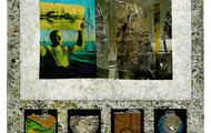 """<p><strong>ALTERPIECE</strong>  2009  22"""" x 24""""</p>"""