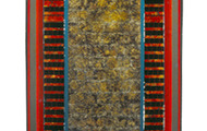 "<p><strong>VESTMENT    </strong>1990-97   66"" x 24""</p>"