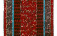 """<p><strong>RED RUNT</strong>  1991  39"""" x 21""""</p>"""