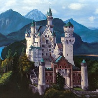 "<p style=""text-align: center;"">Neuschwanstein</p>