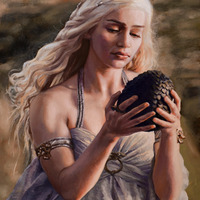 "<p style=""text-align: center;"">Daenerys</p>