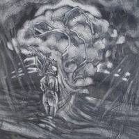 """<p style=""""text-align: center;"""">Its No Reflection</p> <p style=""""text-align: center;"""">Powdered Graphite on Board 24 1/2"""" x 30 1/2"""" March 2011</p> <p style=""""text-align: center;""""></p>"""