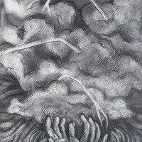 """<p style=""""text-align: center;"""">No More!</p> <p style=""""text-align: center;"""">Powdered Graphite on Board&nbsp;&nbsp;&nbsp;&nbsp; 24 1/4"""" x 30 1/2""""&nbsp;&nbsp;&nbsp;&nbsp;&nbsp; March 2011</p> <p style=""""text-align: center;"""">&nbsp;</p>"""