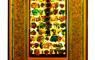 "<p><strong>GREEN GOLD</strong>    1998   48"" x 24""</p>"