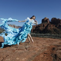<p>Phography: Mark Short&nbsp;&nbsp; &copy; 2015 www.photograpfx.com&nbsp; &nbsp; Model: Harmondb&nbsp;&nbsp;&nbsp;&nbsp; All Rivers Dress: Katharine Leigh Simpson &nbsp; &nbsp; Location: Sedona</p>