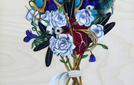 <p>Bouquet</p> <p>Oil on Birchwood&nbsp;</p> <p>24x30</p> <p>Available for Purchase</p>