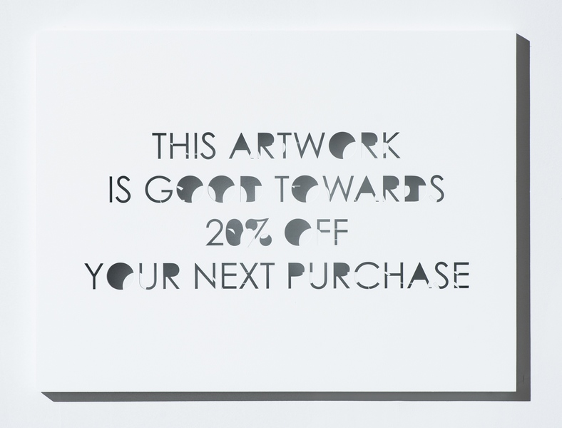 This Artwork Is Good Towards 20% Off Your Next Purchase - Craig Randich 99c24e3560761