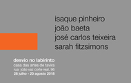 <p><strong>Casa das Artes, July 28-Aug 20, 2018. Tavira, Portugal</strong></p>