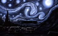 <p>Starry Night Over the 405, 2002</p>