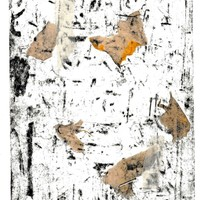 """<p style=""""text-align: center;"""">Remnants</p> <p style=""""text-align: center;"""">7&rdquo;by5&rdquo; drypoint plate on 9&rdquo;by7&rdquo; paper, with chine-coll&eacute;, tapes and staples.</p> <p style=""""text-align: center;"""">Print 3 of 7 in a varied edition.</p> <p style=""""text-align: center;"""">2020</p> <p style=""""text-align: center;"""">Ink, paper, tape on 11&rdquo;by8.5&rdquo; paper.</p> <p style=""""text-align: center;"""">&nbsp;</p> <p style=""""text-align: center;"""">A printed work produced in collaboration with Sara-Jeanne Bourget and Mark Johnsen of <a href=""""https://www.patiopress.ca/"""">https://www.patiopress.ca/</a></p>"""